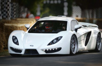 Sin R1 Goodwood Festival of Speed 2013