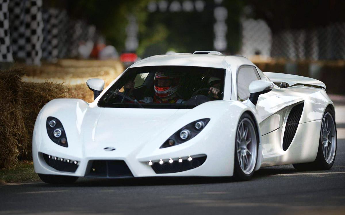Nieuwe Duitse Supercar Sin De Plek Voor Petrolheads