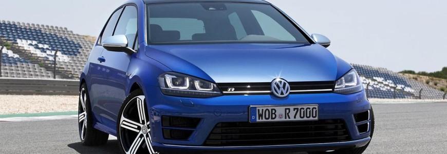 Volkswagen Golf Mk7 R 2014