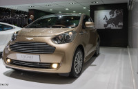 2013 Aston Martin Cygnet by Q-1