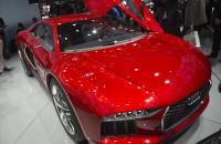 Audi Nanuk Quattro concept car IAA Frankfurt 2013