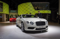 Bentley Continental GT V8 S GTC V8 S IAA Frankfurt 2013-1