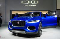 Jaguar C-X17 Concept Crossover SUV-1