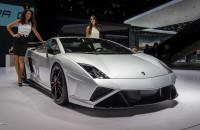 Lamborghini Gallardo LP570-4 Squadra Corse IAA Frankfurt 2013-1