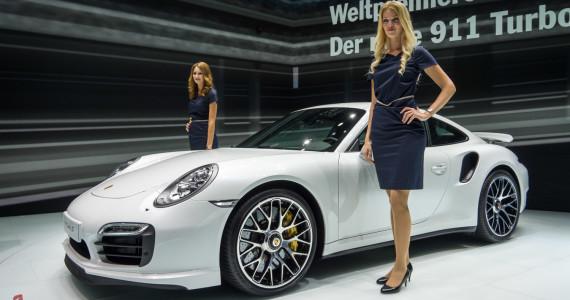 Porsche 911 (991) Turbo S IAA Frankfurt 2013-1