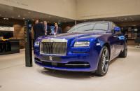 Rolls Royce Wraith IAA Frankfurt 2013-1