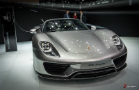 Porsche 918 Spyder world debute IAA Frankfurt 2013-1