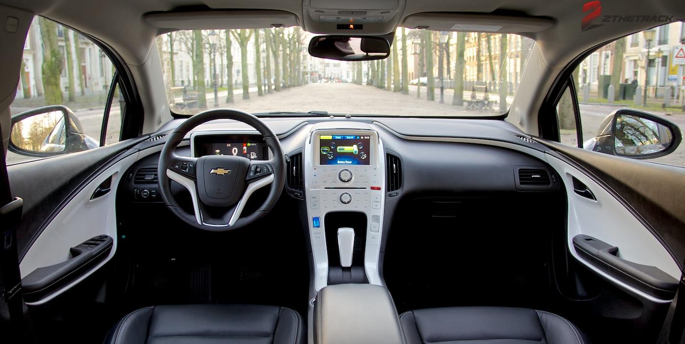 Chevrolet Volt Interieur