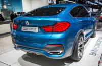 BMW Concept X4 Brussel Autosalon 2014-1