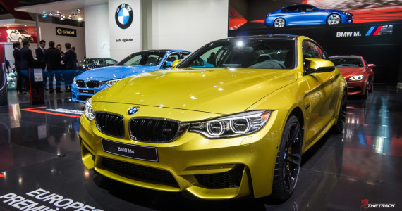 BMW M4 Brussel Autosalon 2014-1