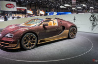 Bugatti Veyron Grand Sport Vitesse Legend Rembrandt Bugatti Autosalon Geneve 2014-1