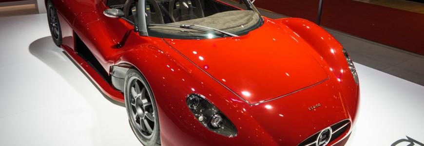 Ermini SeiOttoSei Autosalon Geneve 2014-1