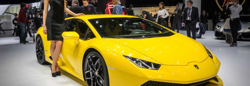 Lamborghini LP610-4 Huracan Autosalon Geneve 2014-1