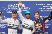 Lewis Hamilton Mercedes AMG F1 Grand Prix Maleisie