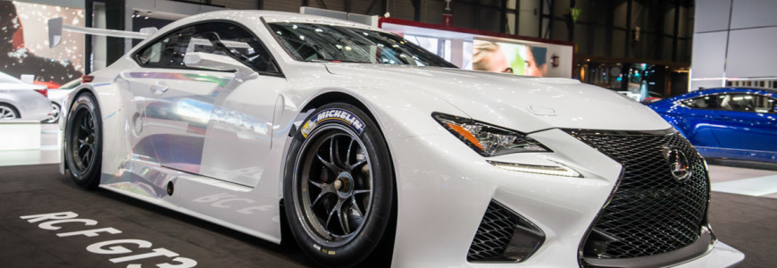 Lexus RC F GT3 Concept Autosalon Geneve 2014-1