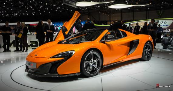McLaren 650S Spider Autosalon Geneve 2014-1