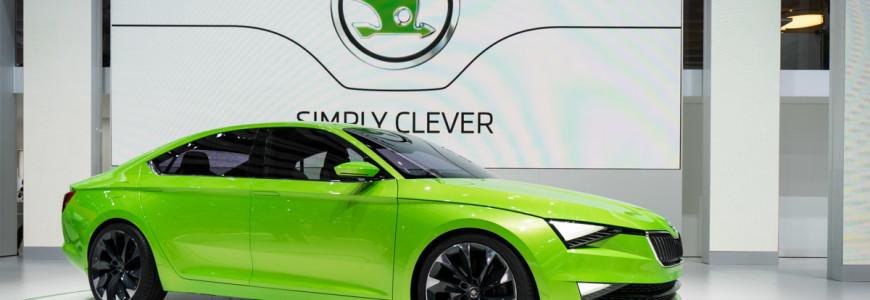 Skoda VisionC Concept Autosalon Geneve 2014-1
