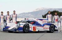 Toyota TS040 Le Mans FIA WEC