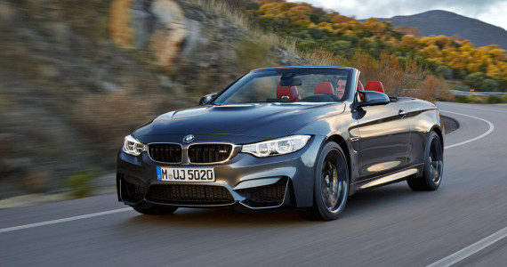 BMW M4 Cabriolet 2014