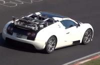 Bugatti Veyron Grand Sport Nurburgring Spyshot Veyron Successor