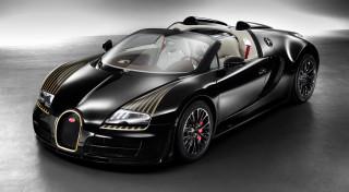 Bugatti Veyron Grand Sport Vitesse Black Bess Type 18