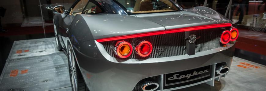 Spyker B6 Venator Concept Autosalon Geneve 2013-1-2