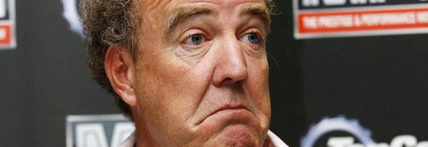 Jeremy Clarkson break-up sad