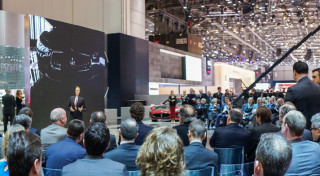 Maserati press-conference Autosalon Geneve 2014-1