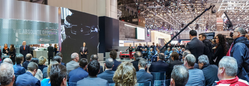 Maserati press-conference Autosalon Geneve 2014-1