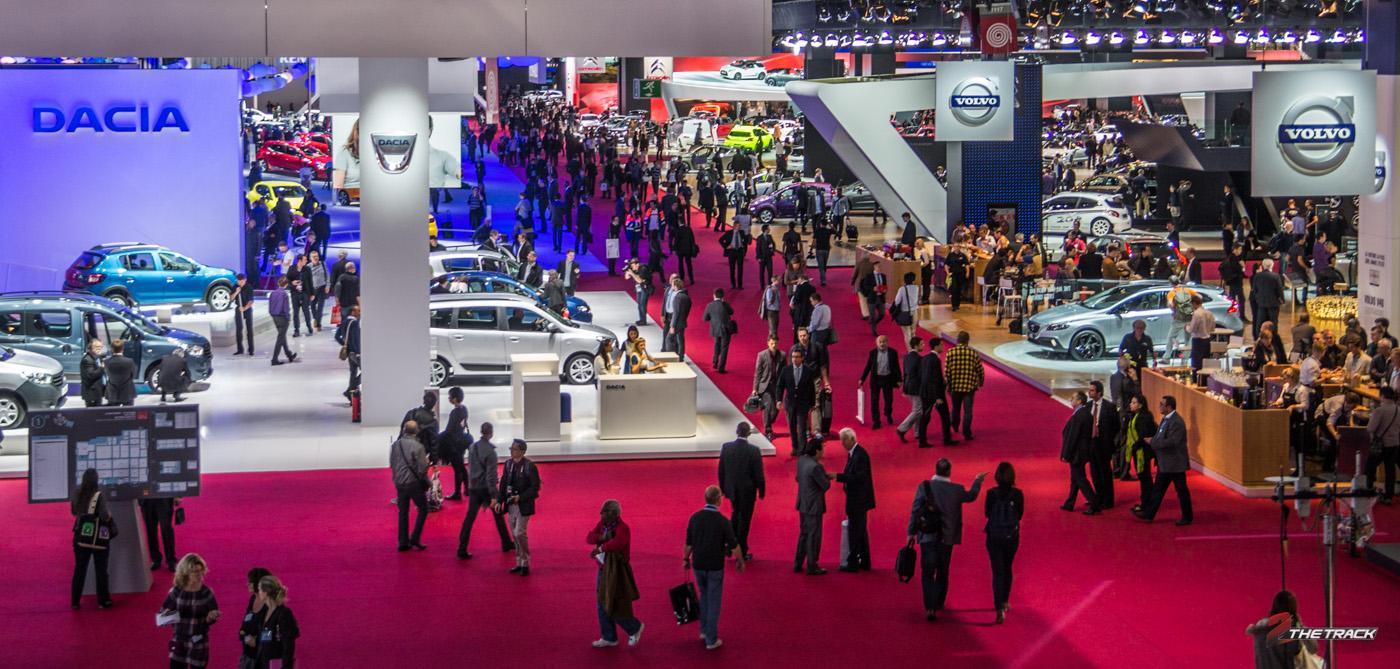 Mondial de l'Automobile 2014 Preview