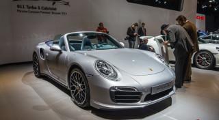 Porsche 911 991 Turbo S Cabriolet-1