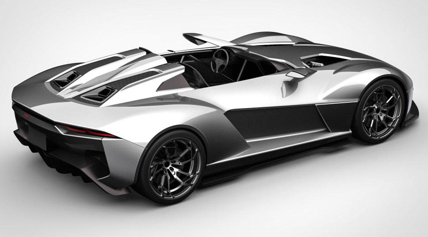 Rezvani Motors Beast 2014