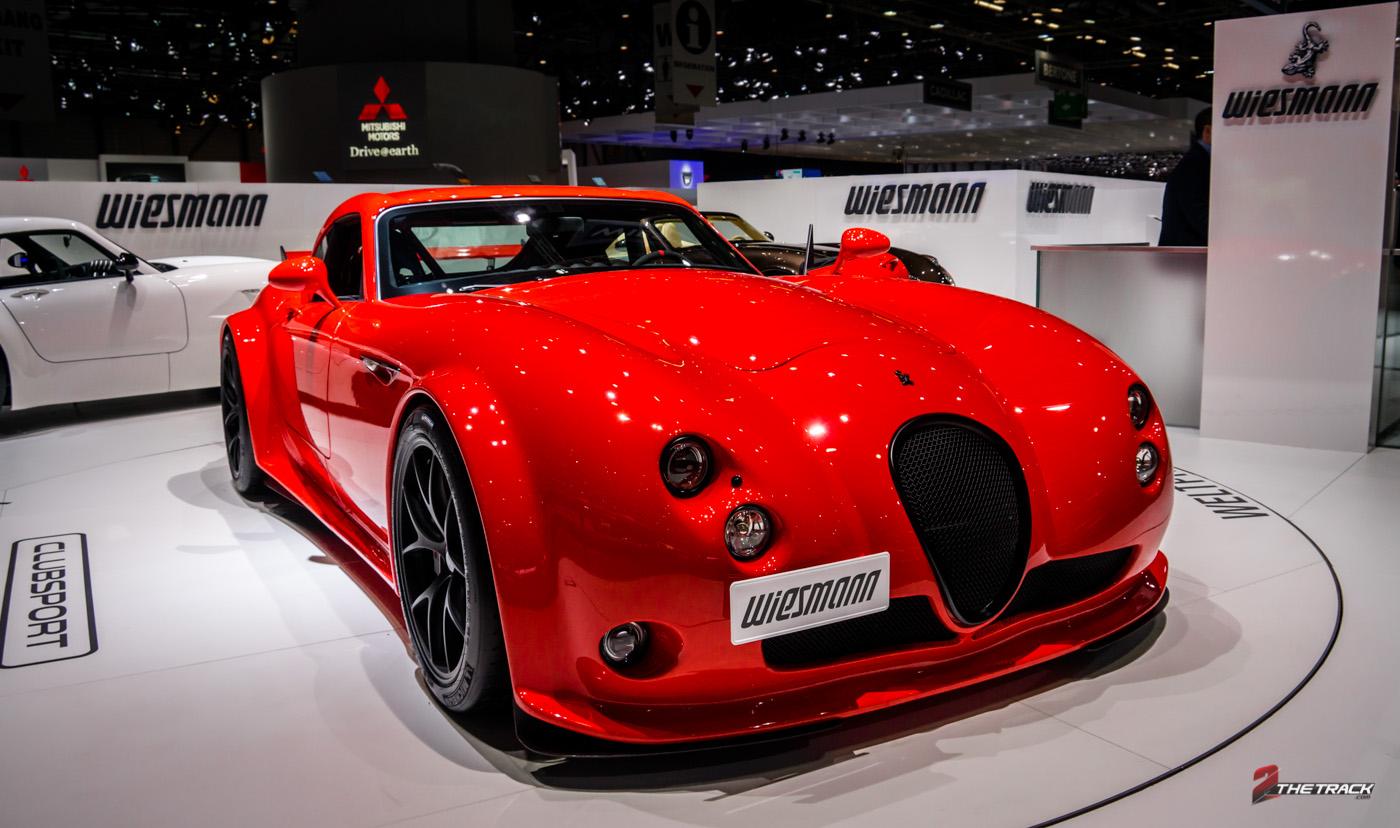 Wiesmann GT MF4-CS Autosalon Geneve 2013-1
