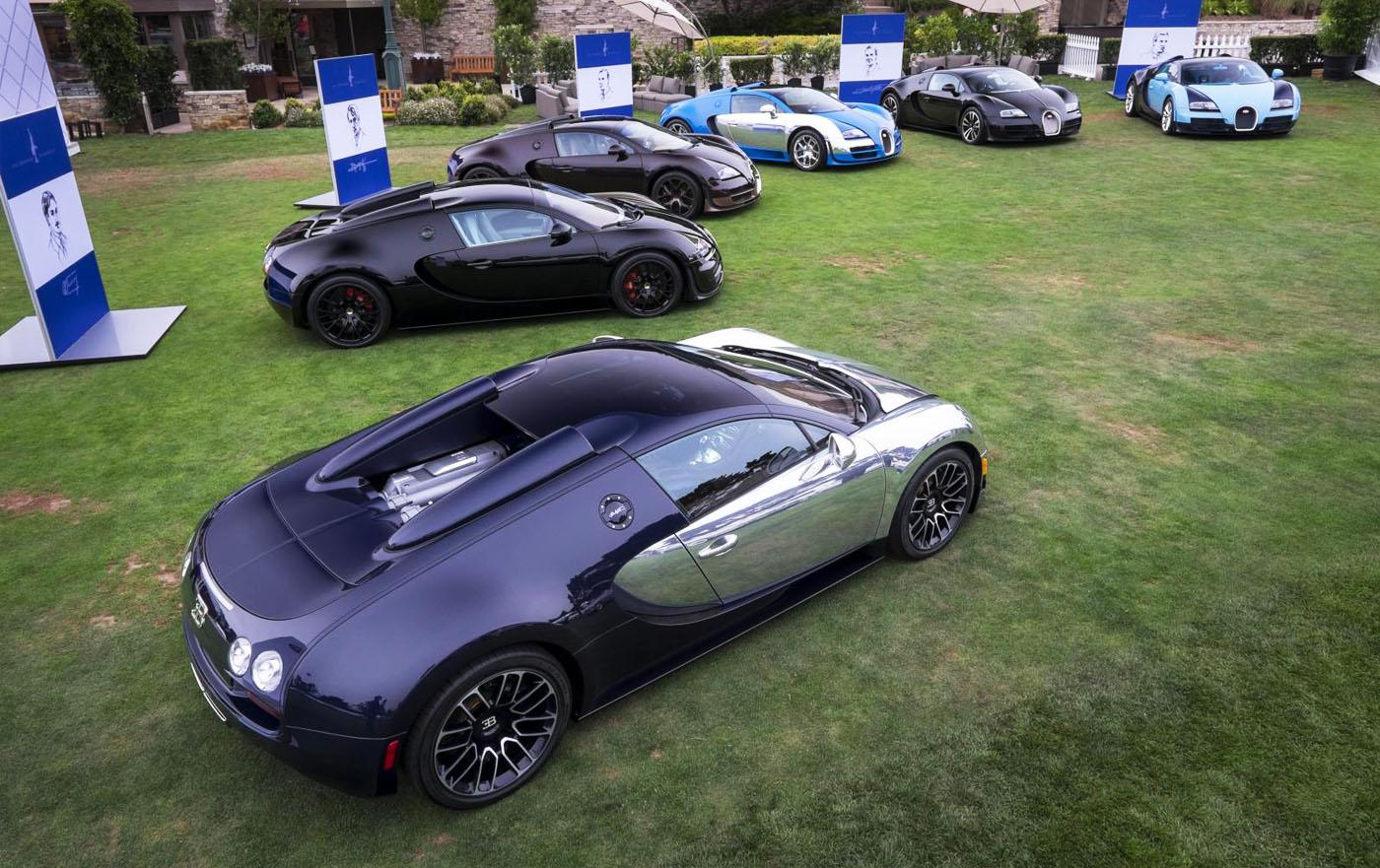 Laatste Legend eert Ettore Bugatti