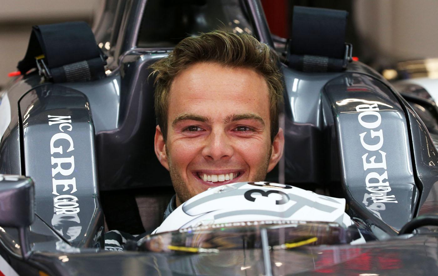 Giedo van der Garde heeft stoeltje bij Sauber in 2015