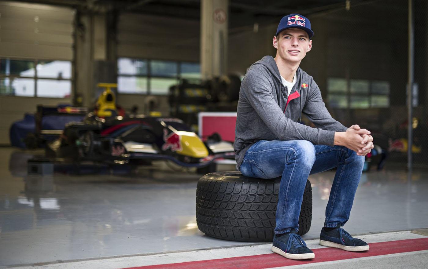 Formule 1 debuut in 2015 voor Max Verstappen