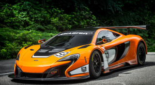 McLaren 650S GT3 Goodwood Festival of Speed 2014