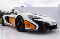 McLaren 650S Sprint Pebble Beach 2014