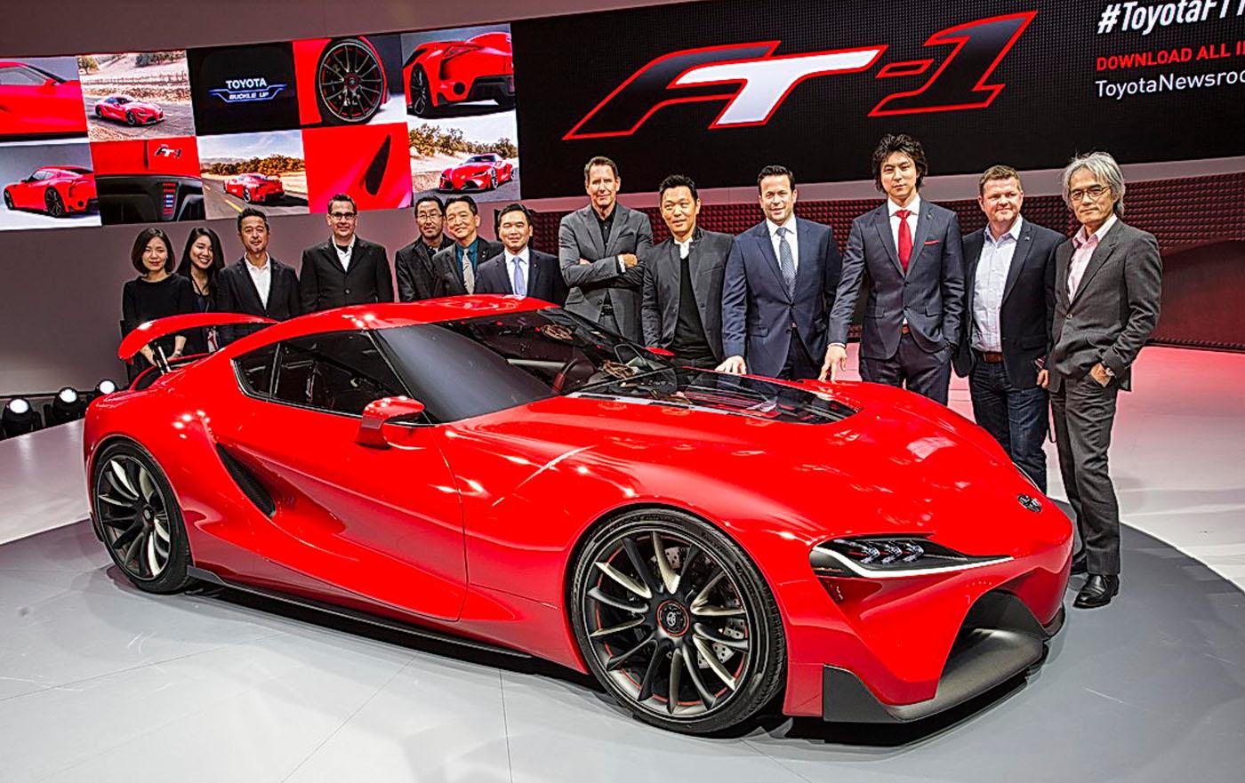 Toyota Ft 1 >> Toyota toont FT-1 studiemodel - 2TheTrack - De plek voor Petrolheads