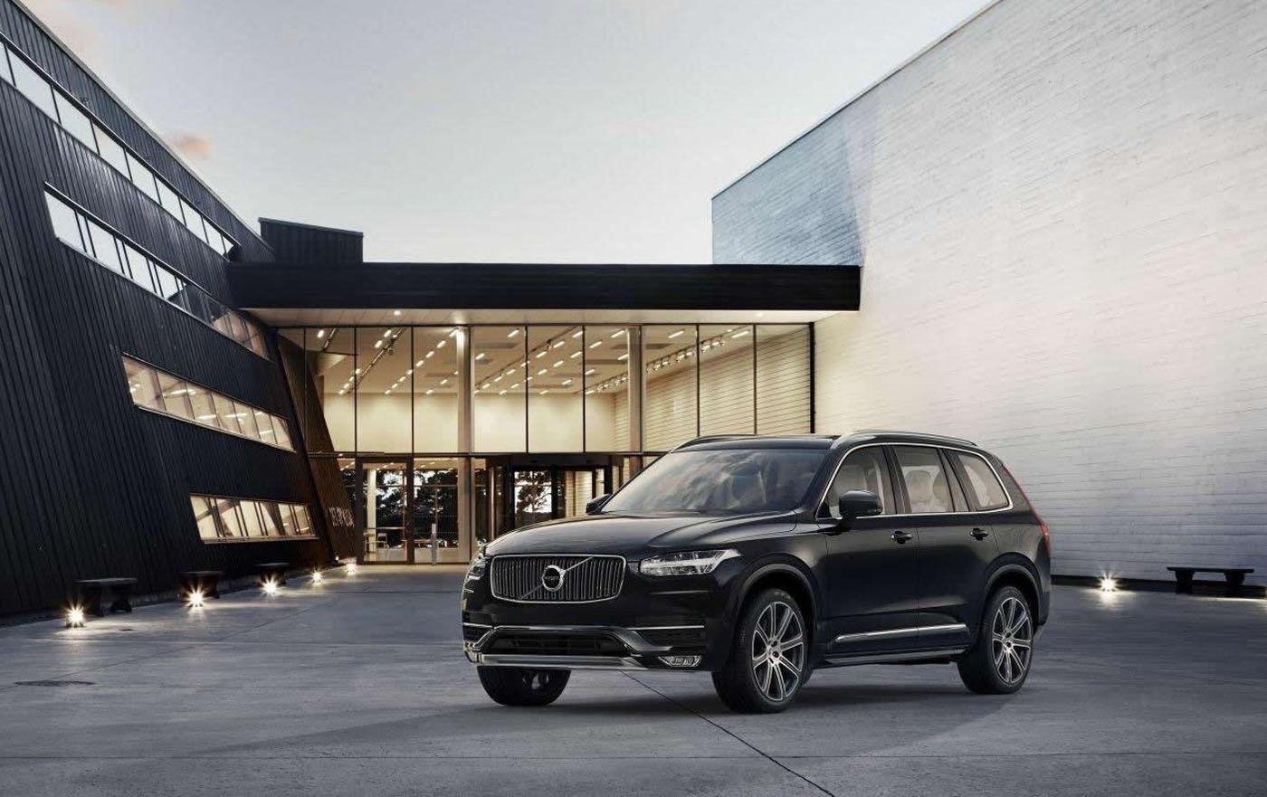 Volvo's nieuwe XC90