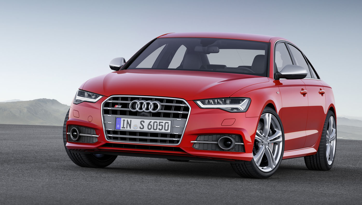Facelift voor Audi A6, S6 & RS6