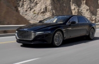 Aston Martin lagonda official 2014