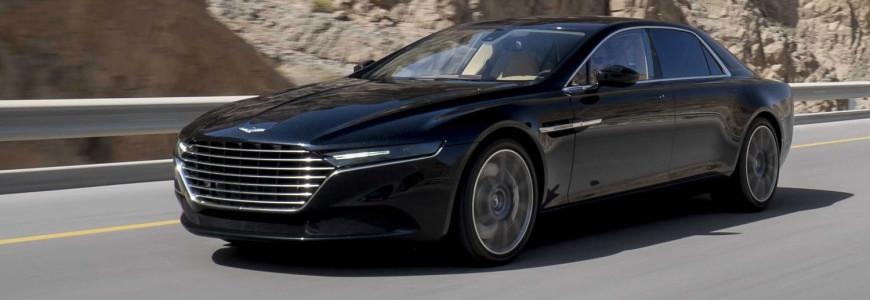 Aston Martin lagonda official 2014
