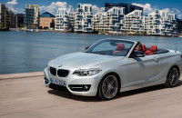 BMW 2-serie cabriolet 2014