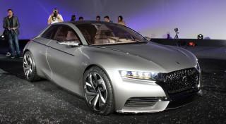 Citroen DS Divine Concept Paris Motor Show 2014 mondial de l automobile