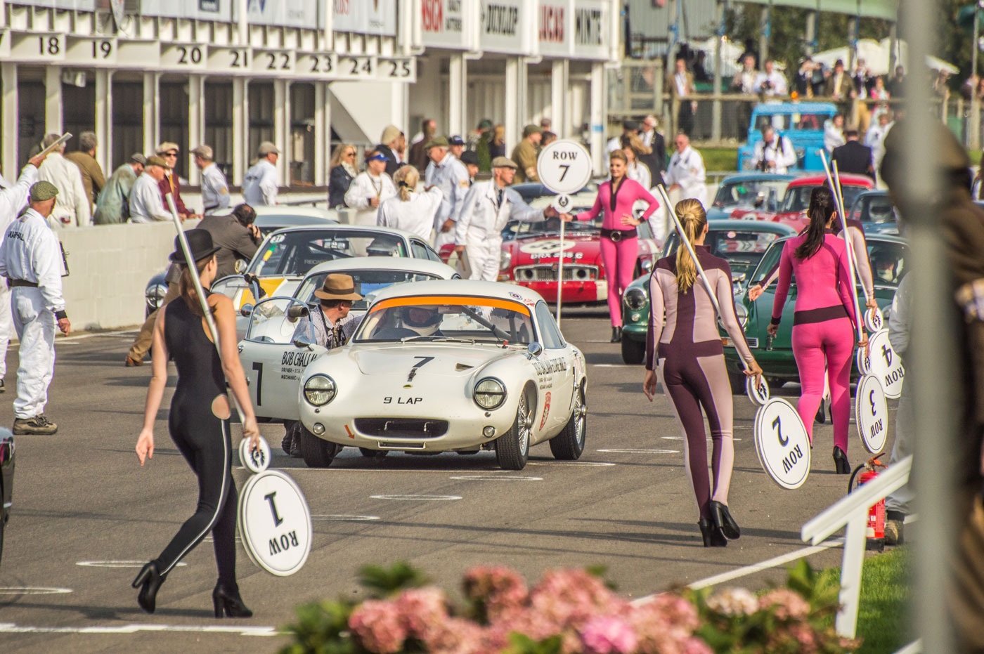 Goodwood Revival 2014 reportage