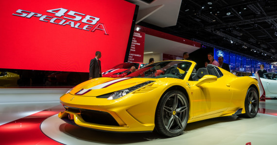 458 Speciale Aperta Mondial de l'automobile 2014-1-9