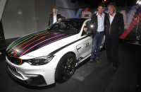 BMW M4 DTM Champion Edition 2014 Marco Wittman M event