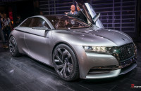 DS Divine Spirit Concept Citroën Mondial de l'automobile 2014-1
