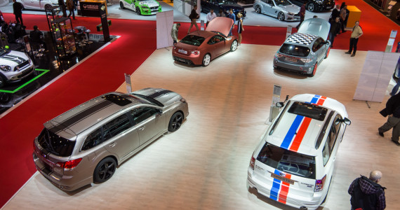 Essen Motor Show 2012 overview-1
